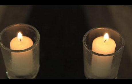 Introduction: How to Light the Shabbat Candles