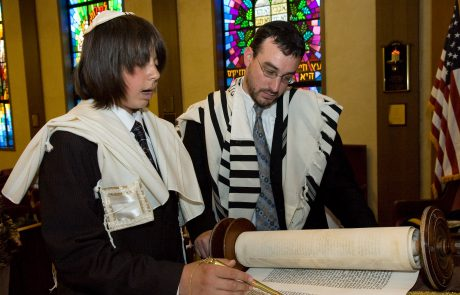 Mother's Prayer for Bar/Bat Mitzvah Upon Lighting Shabbat Candles