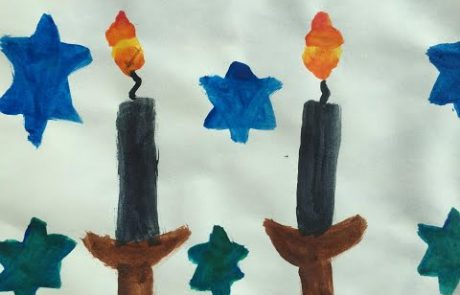 Shabbat Candle Lighting: A Children's Sing Along