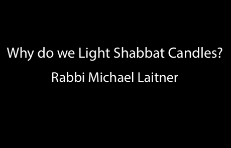 The History and Symbolism of Lighting Shabbat Candles