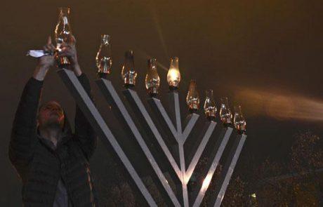 Publicizing the Miracle of Hanukkah