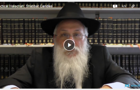 Chabad: How and Why We Light the Shabbat Candles
