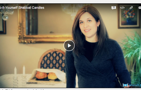 Chabad: How to Light Shabbat Candles