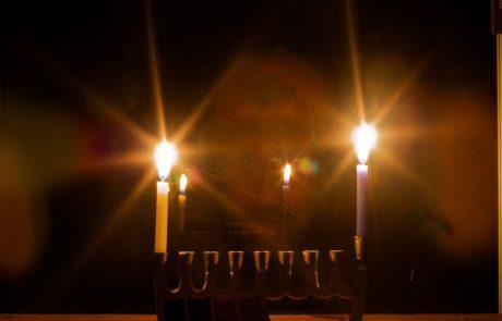 A Hanukkah Candle Lighting Kavvanah for Peace