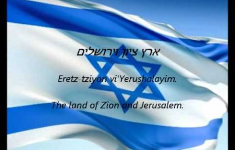 HaTikvah: The National Anthem of the State of Israel