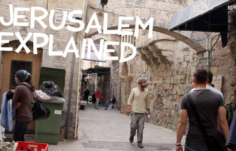 The Significance of the Temple Mount in Judaism, Islam & Christianity