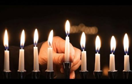 Collections of Artistic Hanukkah Menorahs