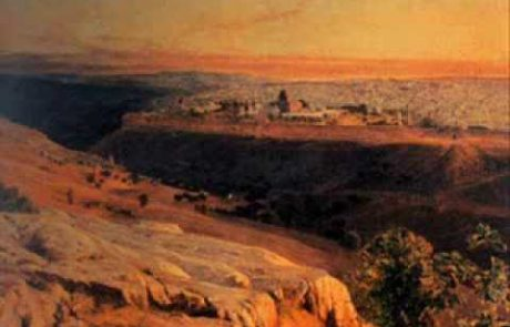 Surround Us Lord: A Christian Hymn About the Mountains Surrounding Jerusalem