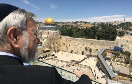 Rabbi Sacks on Jerusalem: The 50th Anniversary of Reunification
