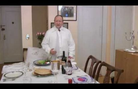The 15 Steps of the Passover Seder