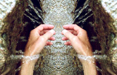 Ritual Hand-Washing Meditation