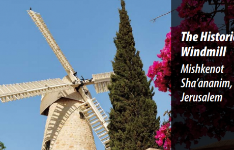 The History of the Windmill: Official Brochure
